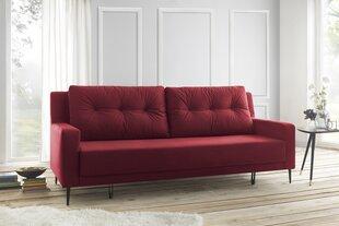 Sofa BoboChicBergen, raudona