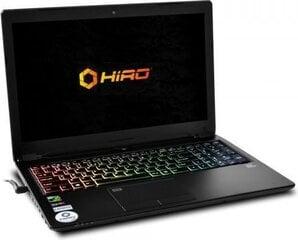 Hiro 950ER H37 (NBCP950ER-H37 NTT) kaina ir informacija | Nešiojami kompiuteriai | pigu.lt