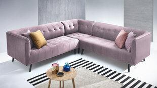 Universalus minkštas kampas BoboChic Paris, rožinis kaina ir informacija | Universalus minkštas kampas BoboChic Paris, rožinis | pigu.lt