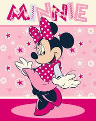 Vaikiškas pledas Minnie Mouse 120x150cm