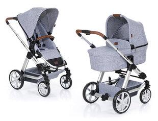ABC design universalus vežimėlis Condor 4, graphite grey