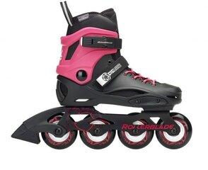 Riedučiai Rollerblade Cyclone, juodi/rožiniai