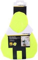 Sėdynės uždangalas nuo lietaus Dunlop, geltonas