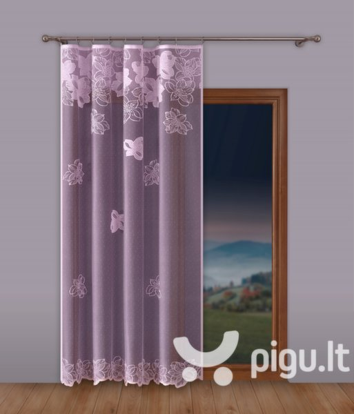 Užuolaida Light Purple 500x270 cm
