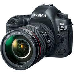 Canon EOS 5D Mark IV + 24-105mm f/4L IS II USM rinkinys