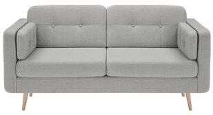 Sofa Cornet 3S, pilka