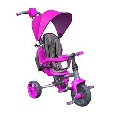 Triratukas Yvolution Strolly Compact, rožinis, 100899