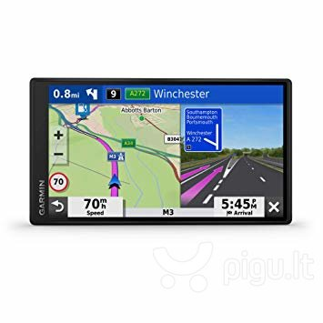 Garmin DriveSmart 65 MT-S Europe kaina