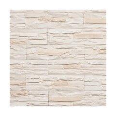 Dekoratyvinis akmuo ACEBO ECRU 0,38 m2 kaina ir informacija | Dekoratyvinis akmuo | pigu.lt