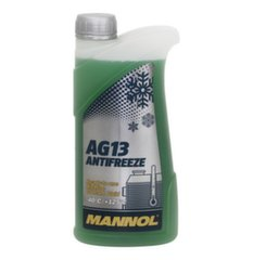 Antifrizas Mannol AG13 (Hightec) -40°C, 1L