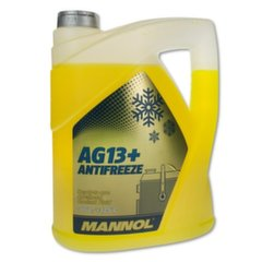 Antifrizas Mannol AG13+ (Advanced) -40°C, 5L