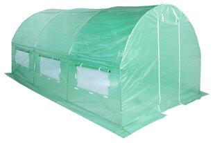 Šiltnamis žalias su langais 10 m2