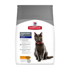 Hill's sterilizuotoms katėms Science Plan Mature Adult 7+ Sterilised Cat, 1,5 kg