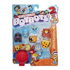 Mini figūrėlių rinkinys Hasbro Transformers Bot Bot, 8 vnt.