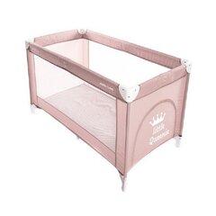 Kelioninė lovytė Kikkaboo So Gifted, Pink