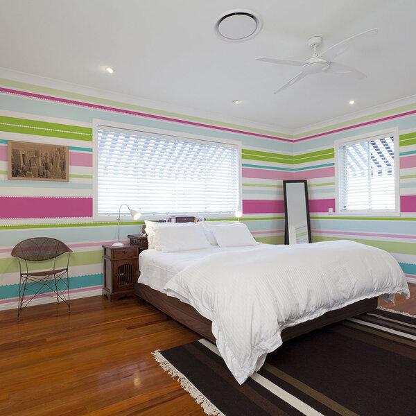Fototapetas - Sweet stripes