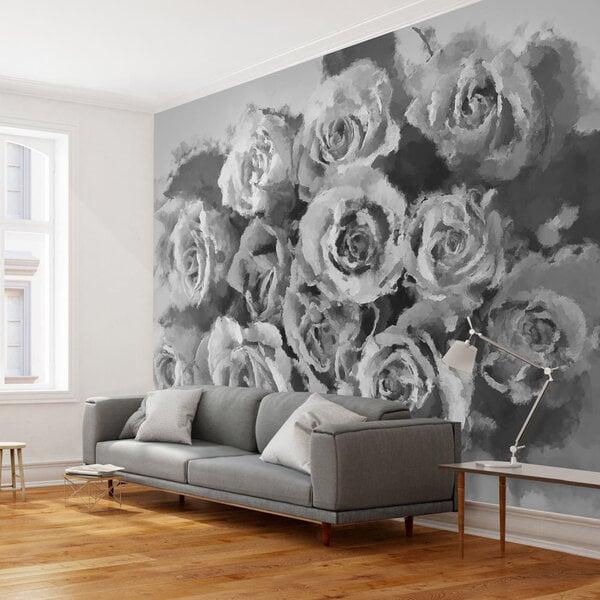 Fototapetas - A dozen roses