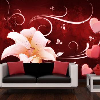 Fototapetas - Love message kaina ir informacija   Fototapetai   pigu.lt