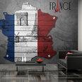 Fototapetas - France (symbols) kaina ir informacija   Fototapetai   pigu.lt