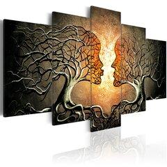 Paveikslas - Love Entanglement kaina ir informacija | Reprodukcijos, paveikslai | pigu.lt
