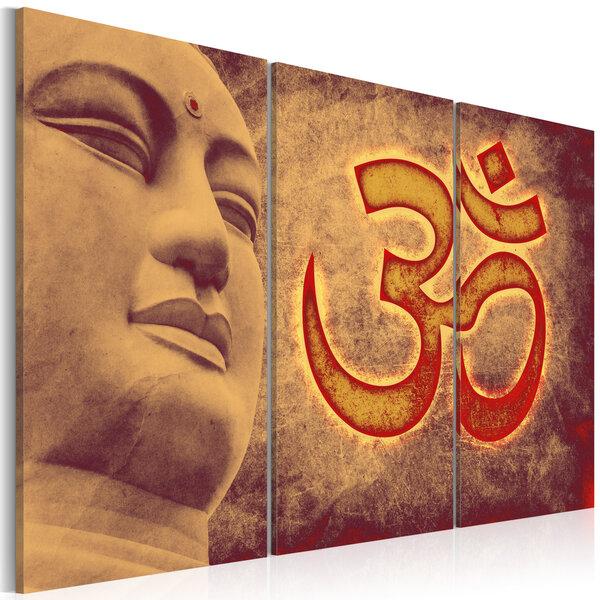 Paveikslas - Buddha - symbol