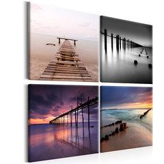 Paveikslas - Four Views kaina ir informacija | Reprodukcijos, paveikslai | pigu.lt