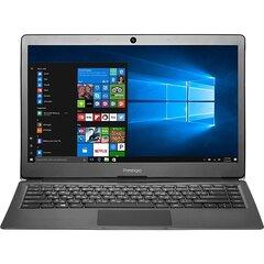 """Prestigio SmartBook 133S, 120SSD 13.3"""" , tamsiai pilkas"""