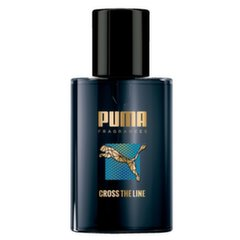 Tualetinis vanduo Puma Cross The Line EDT vyrams 50 ml