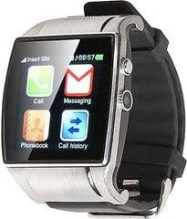 Tracer T-Watch S II, Silver kaina ir informacija | Išmanieji laikrodžiai, apyrankės | pigu.lt