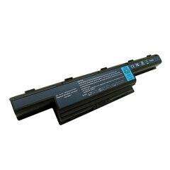 Kompiuterio baterija, Extra Digital Extended, Acer AS10D31, 6600 mAh kaina ir informacija | Akumuliatoriai nešiojamiems kompiuteriams | pigu.lt