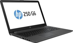 Prekė su pažeista pakuote. HP 250 G6 (2LB85EA) 8 GB RAM/ 512 GB + 1 TB SSD/ Win10H