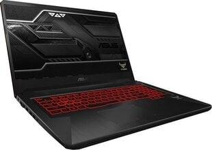 Asus TUF Gaming FX705 (FX705GM-EW060) 32 GB RAM/ 512 GB M.2 PCIe/ 1TB HDD/ Win10P kaina ir informacija | Nešiojami kompiuteriai | pigu.lt