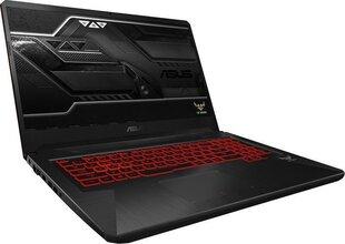 Asus TUF Gaming FX705 (FX705GD-EW090) 16 GB RAM/ 512 GB M.2 PCIe/ 256 GB SSD/ Win10P