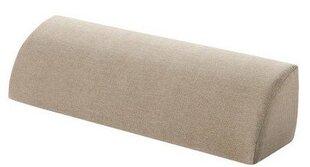 Atraminių pagalvių komplektas lovai Indiana/Malcolm, smėlio spalvos kaina ir informacija | Priedai baldams | pigu.lt