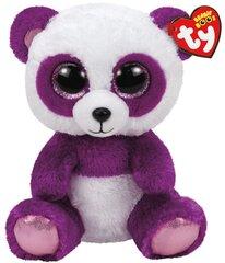 Плюшевая игрушка TY Beanie Boos BOOM BOOM панда 23 см, 37088