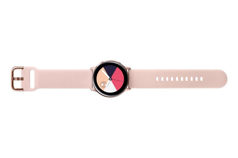 Samsung Galaxy Watch Active, Pink Gold