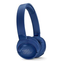 Belaidės ausinės JBL Tune 600 BT (T600BTNIEB) kaina ir informacija | Belaidės ausinės JBL Tune 600 BT (T600BTNIEB) | pigu.lt