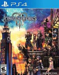 Kingdom Hearts 3 PS4 kaina ir informacija | Kompiuteriniai žaidimai | pigu.lt