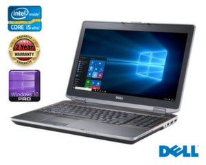 Dell Latitude E6420 i5-2520M 4GB 250GB WIN10Pro