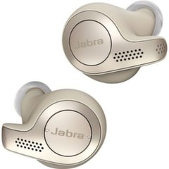 Jabra Elite 65t, Gold beige kaina ir informacija | Ausinės, mikrofonai | pigu.lt