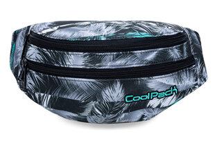 Piniginė ant juosmens CoolPack Madison Palm Trees Mint kaina ir informacija | Piniginė ant juosmens CoolPack Madison Palm Trees Mint | pigu.lt