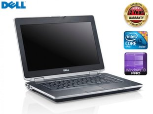 Dell Latitude E6430 i5-3320M 4GB 320GB WIN10Pro