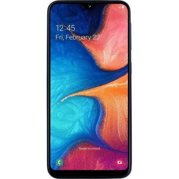 Samsung Galaxy A20e, 32GB, Dual SIM, Blue pigiau