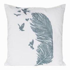 Dekoratyvinės pagalvėlės užvalkalas, 45 x 45 cm kaina ir informacija | Dekoratyvinės pagalvėlės ir užvalkalai | pigu.lt