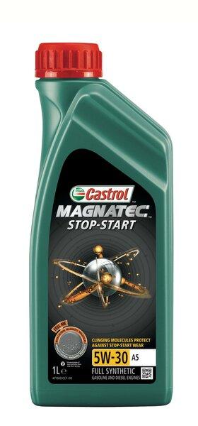 Castrol Magnatec Stop-Start 5W-30 A5 variklio alyva, 1L