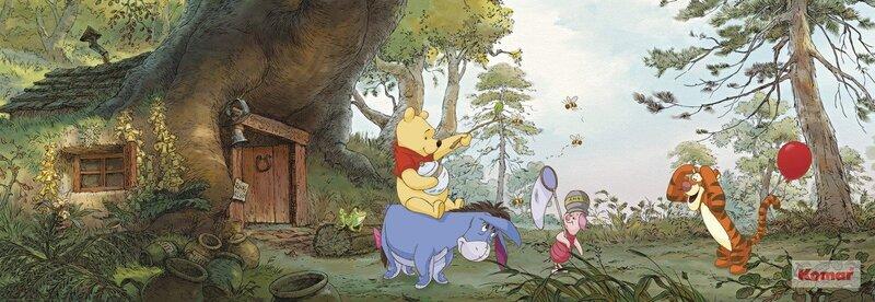 Fototapetai Poohs House