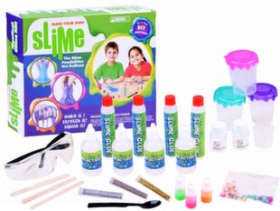 Didelis SLIME DIY rinkys kaina ir informacija | Lavinamieji žaislai | pigu.lt