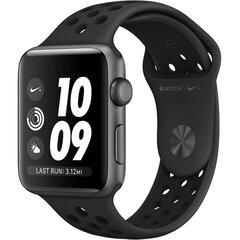 Apple Watch S3 Nike+, 42 мм,черные
