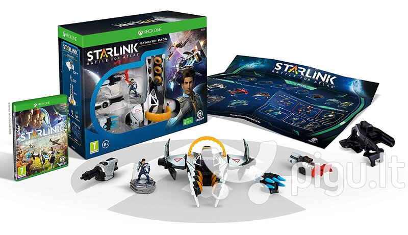 Xbox One Starlink: Battle for Atlas Starter Pack