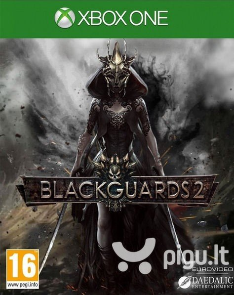 ​Blackguards 2 - Limited Day One Edition Xbox One
